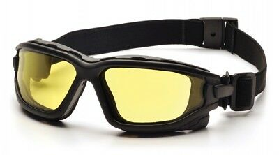 Pyramex I-Force Dual Pane Anti-Fog Safety Glasses Pick Lens Color 1 Pair