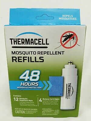 Thermacell  Mosquito Repellent 48 Hour Refills