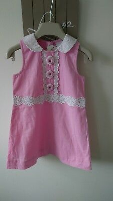 Next girl summer party holiday dress 4 years BNWT