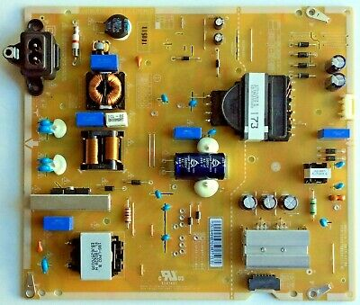 "Lg 55"" Led Tv Power Supply Board Eax67865201 (1.6) Rev1.0 Lgp55Tj-18U1 55Uk6400"