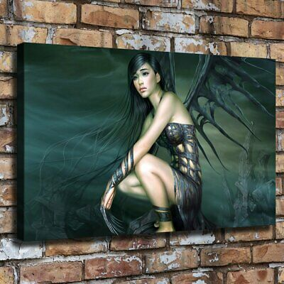 """12""""x20""""Fantasy Angel Picture HD Canvas prints Painting Home Room Decor Wall art"""