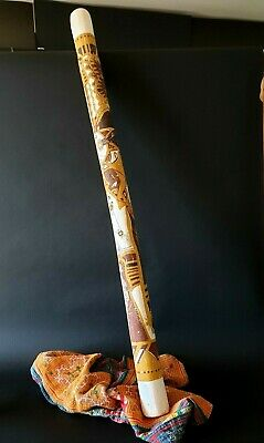 Old Australian Aboriginal Digeridoo …beautiful display piece