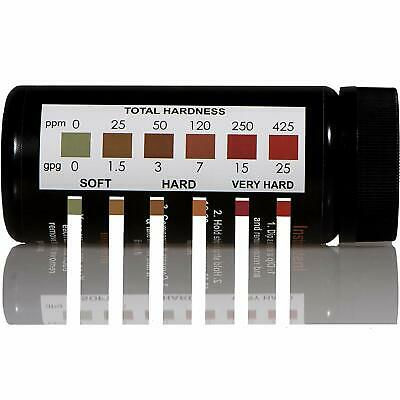 Direct Water Total Hardness Test Strips, 150 Strip MEGA Pack, Best Kit for Accur