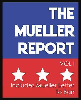 The Mueller Report: Report On The Russian Interference (Paperback-2019) r