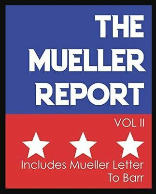 The Mueller Report: Report On The Russian Interference In (Paperback-2019) r