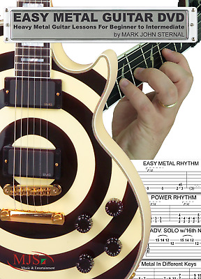 50 Metal Killer Licks Guitar Workshop with Note-for-Note Tutorials Lic 000393001