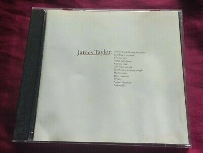 James Taylor - Greatest Hits Cd