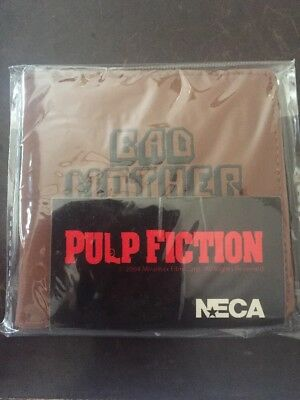 neca Pulp Fiction Bad Mother Fu*ker Wallet Official Brand New Sealed