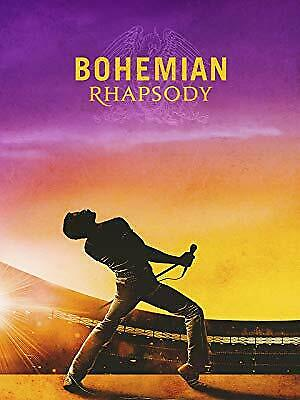 Bohemian Rhapsody (DVD) BRAND NEW & SEALED DVD  Region 1 (USA)