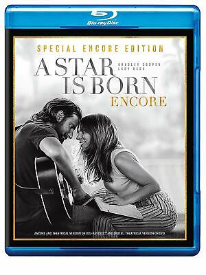 A Star Is Born Special Encore Edition Blu-Ray | Dvd | Extended Cut | New