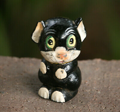 Vintage Perfume Bottle Ooloo the cat Potter and Moore