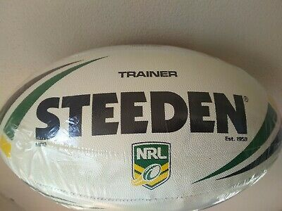 Nrl Steeden rugby League Football  size 5