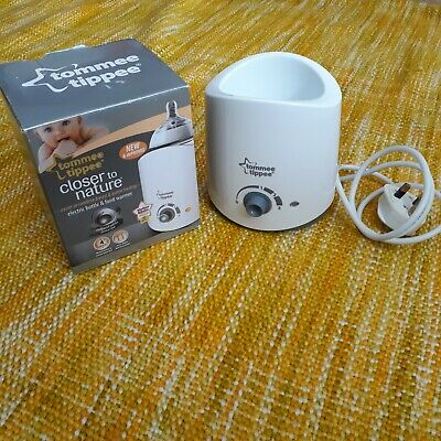 Tommie Tippie Electric Bottle Warmer - Very Good Working Condition, Box Included