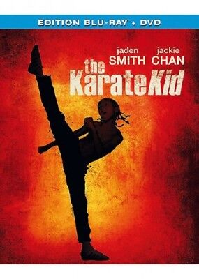 The Karate Kid Blu-Ray + DVD New Blister Pack