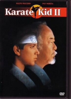 Karate Kid 2 DVD New Blister Pack
