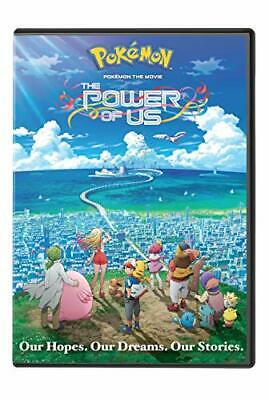 Pokemon the Movie The Power of Us (DVD) Standard Edition Various discs 2 Anime