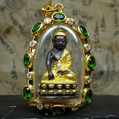 Phra Kring Pavares,Wat Bowanniwet Gold,Thai Buddha year 2487 ,beautiful!#2