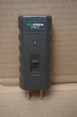 Iso-Tech ITA11 Thermocouple Module - Good Condition - Great Quality
