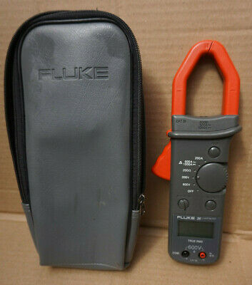 Fluke 36 True RMS Clamp Meter - Multimeter - Great Quality