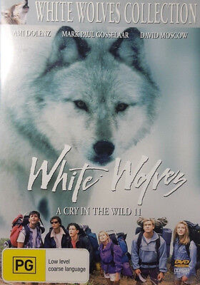A Cry In The Wild 2 DVD - White Wolves