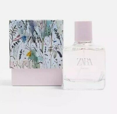 Zara Woman Orchid Eau De Parfum Fragrance Perfume 100ml New 1699