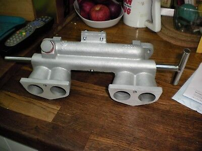 Triumph Spitfire1500/Mk3/4-Inlet Manifold-Your Manifold Restored-New Pipe!!
