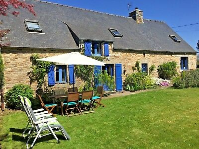 Holiday cottage/gite nr Josselin, Brittany, France, 29 Jun- 6 Jul 2019