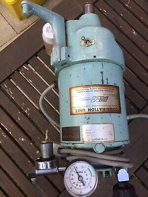 Whipmix combination vacuum mixer used but working ideal back up unit