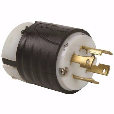 New Pass & Seymour L1630-P : Turnlok Plug 4Wire 30A 3-Ph 480V