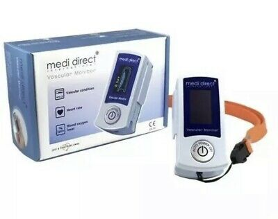 Vascular Health Check Monitor By Medi Direct