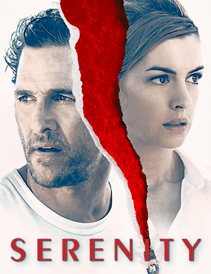Serenity (DVD) BRAND NEW & SEALED DVD  Region 1 (USA)