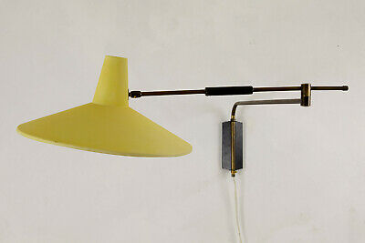 Wall Lamp France 1950s Guariche Wandlampe Ausleger um 1950 50er Cosack