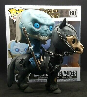 Funko Pop! Game of Thrones #60 Mounted White Walker *Brand New OOB* Mint