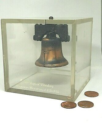 Vintage Bicentennial Liberty Bell Bank Ohio Citizens Trust.  Great Collectible!