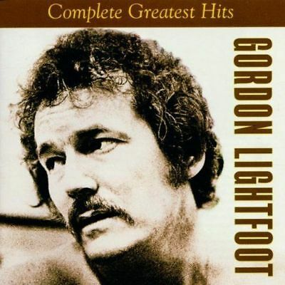 Gordon Lightfoot - Greatest Hits: The Complete NEW CD
