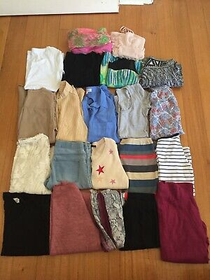 Cute Ladies Bulk Lot Clothes Size 8 - 10 S Witchery H&M Sportsgirl Cotton On