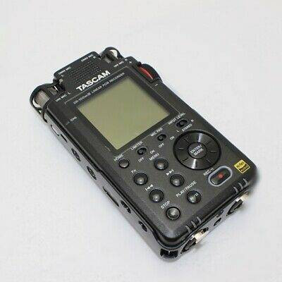 TASCAM DR-100MKIII Professional stereo linear PCM recorder (d772
