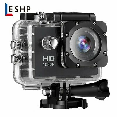 A7 Wifi 4K 1080P Ultra HD 12MP Waterproof 30M Action Camera Sports Camcorder MX