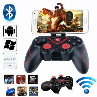 T3 WIRELESS BLUETOOTH Gamepad Joystick Gaming Controller for