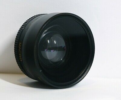 13E Pro Series 0.43X Wide Angle Lens and Macro Lens 58 mm