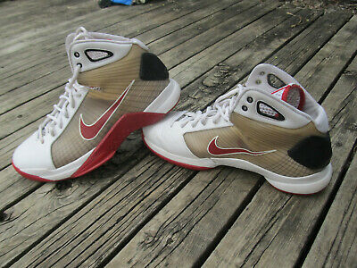 the latest 14496 0f45a Nike 324820 101 Men s Basketball Shoes US Size 10.5 Hyperdunk RARE 2008 AS  IS