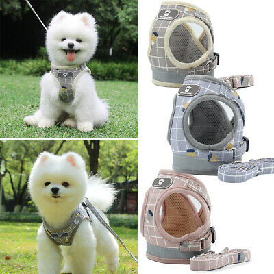 Vest Breathable Walk Leash Chest Strap Pet Traction Rope Collar Dog Harness