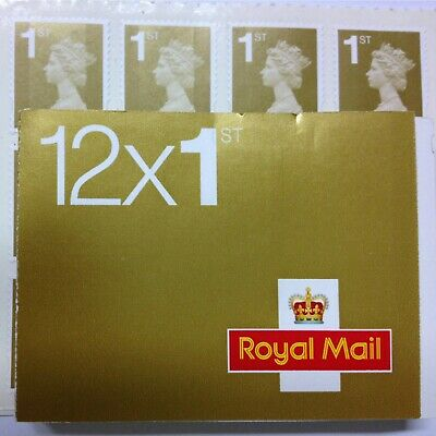 39 x New Royal Mail 1st Class Stamps Self Adhesive Free P&P