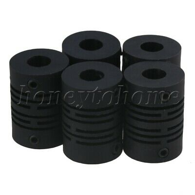 Concave elasticity Coupling 4//5//6//7//8//9//10MM Shaft Encoder 8fonts Coupler D18L28