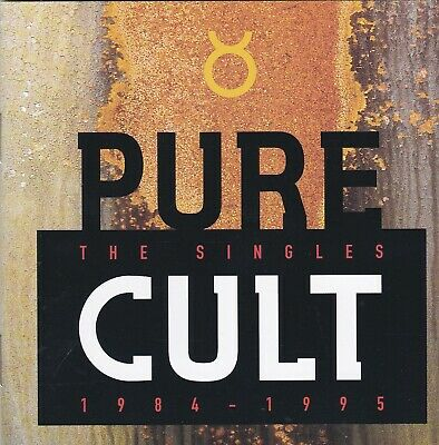 The Cult The Singles 1984-1995 CD
