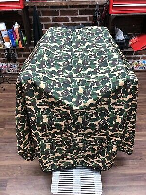 Barber Cape Hairdressing Hair Stylist Cutting Gown B Ape Camouflage