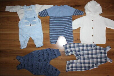 NEXT Mothercare F&F boys bundle up to 1 month *I'll combine postage*(34)