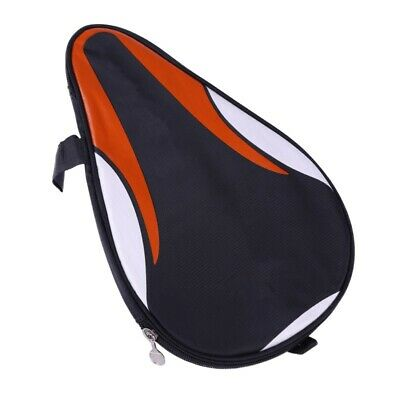 Portable Sports Table Tennis Paddle Bat Cover Table Tennis Racket Ping-Pong Case