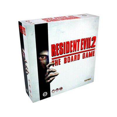 Resident Evil 2: The Board Game - Brand New & Sealed