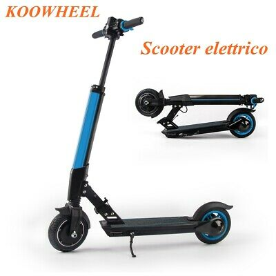 Koowheel scooter electrico ebike E-scooter City E-Roller 36V6.0AH 20KM 14MPH ES